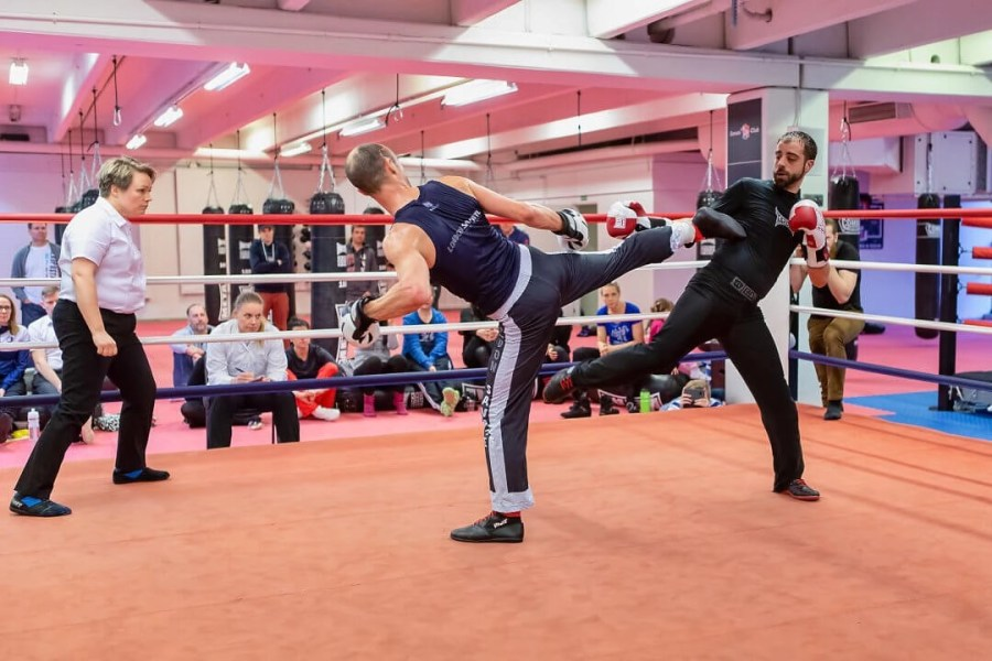 savate kickboxing james southwood copyright janne sinivirta