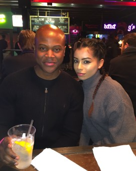 Amen and Shiima, together we review London's best restaurants and love it!