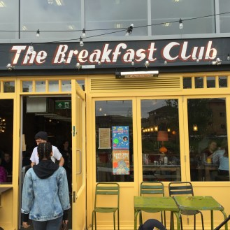 The Breakfast Club Restaurant review
