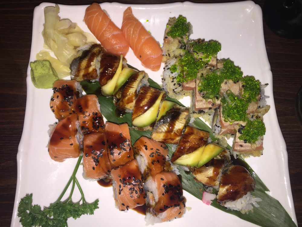 LondonsDiningCouple Sasa Sushi Review | Top 10 Restaurants in London 2017