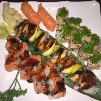 LondonsDiningCouple Sasa Sushi Review   Top 10 Restaurants in London 2017