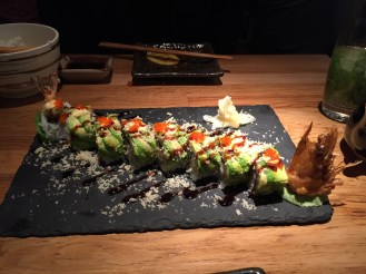 LondonsDiningCouple Dozo Sushi Soho Review