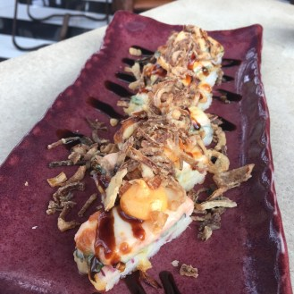 LondonsDiningCouple Sushi Samba London Review | Top 10 Sushi Dishes in London