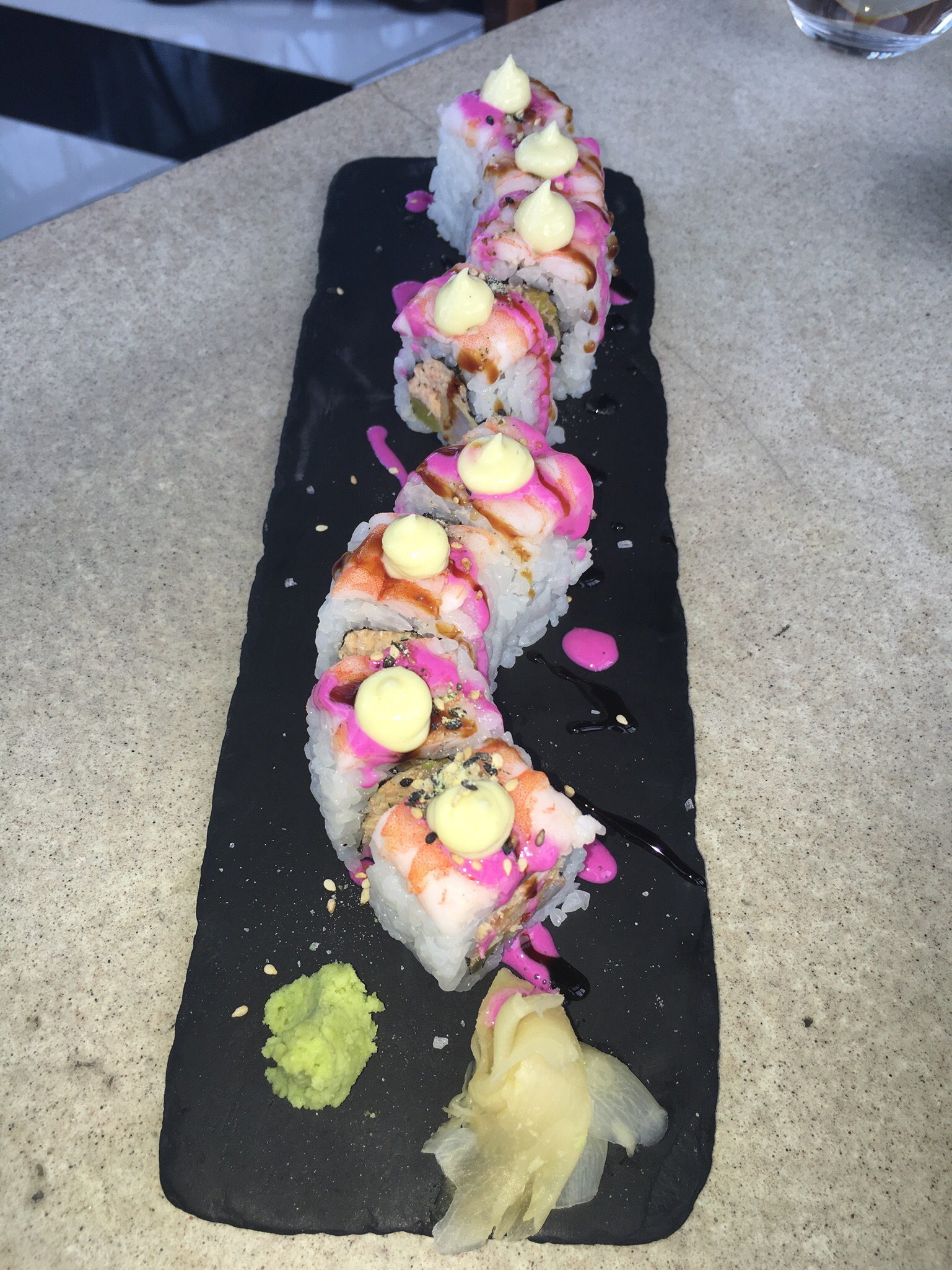 LondonsDiningCouple Sushi Samba London Review