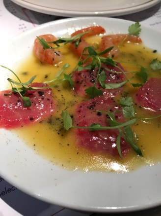 LondonsDiningCouple Barrafina Adelaide Street Review | Top 10 Sushi Dishes in London
