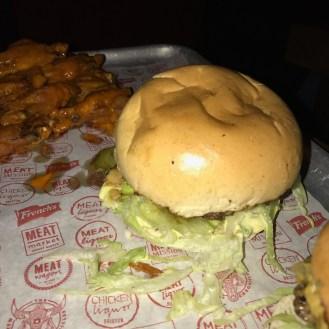 LondonsDiningCouple MeatLiquor Review