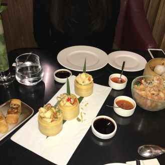 LondonsDiningCouple Chai Wu review