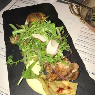 LondonsDiningCouple Palomar Restaurant Review
