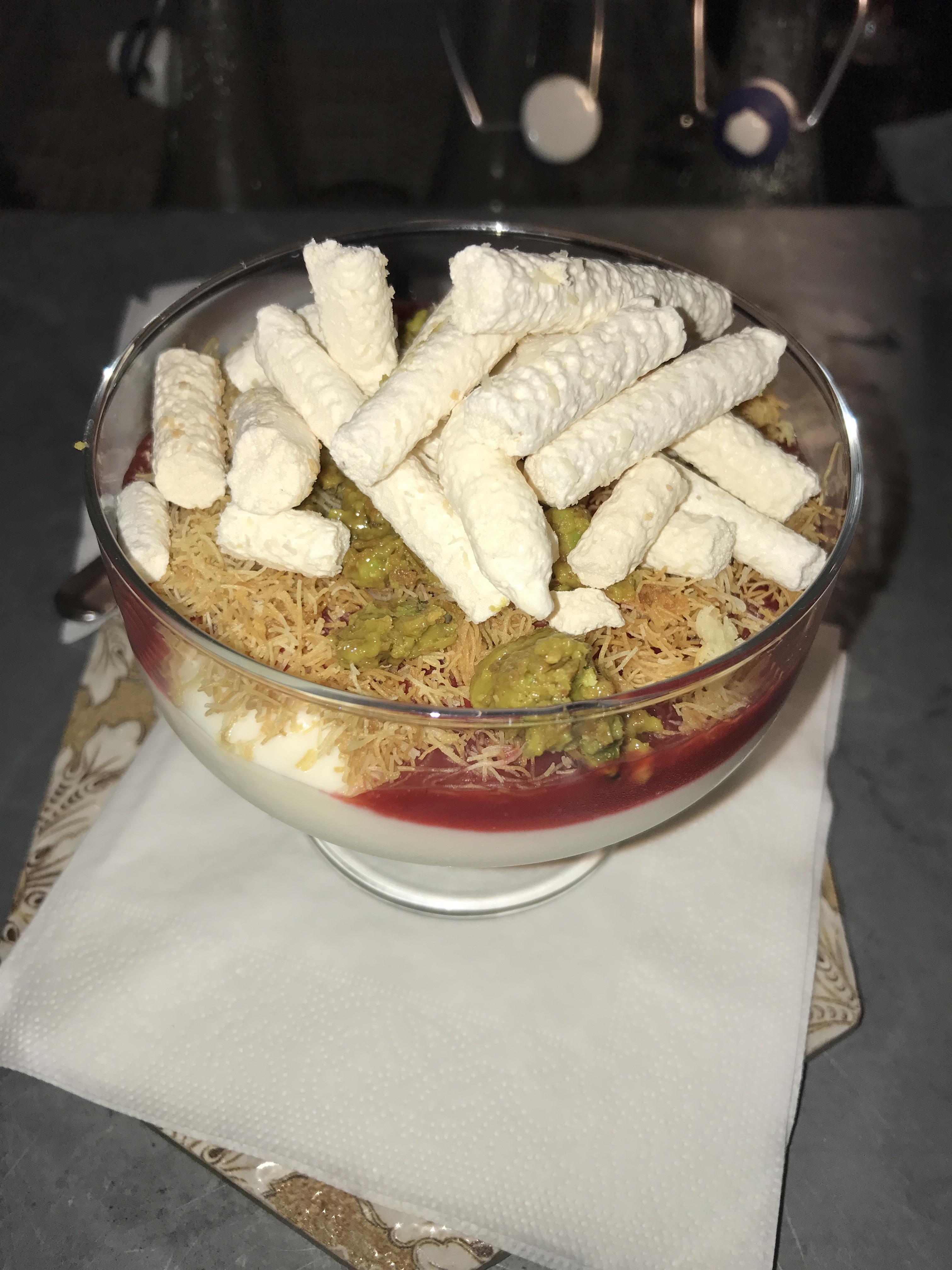 LondonsDiningCouple Palomar Restaurant Review | Top 10 Desserts in London