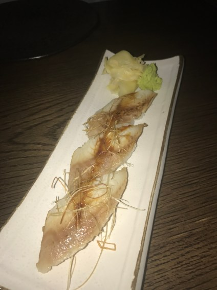 LondonsDiningCouple Sexy Fish Review