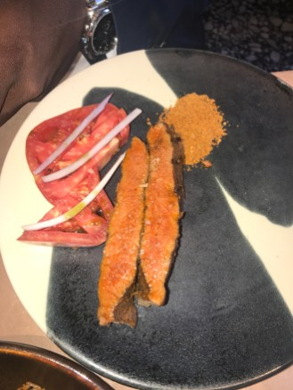 LondonsDiningCouple Ikoyi London Restaurant Review