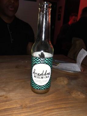 Breddos Mexican Cola - Breddos Soho Review