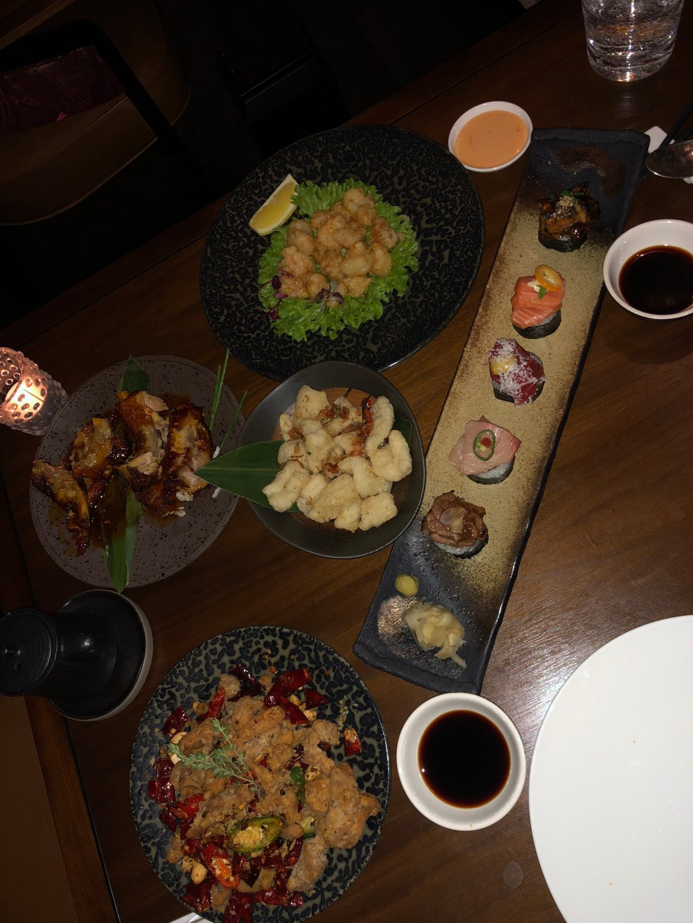 LondonsDiningCouple Mei Ume Review