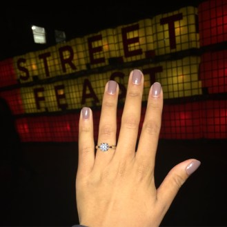WE ARE ENGAGED - AT DALSTON YARD Street Feast