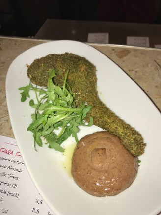 Herb Crusted Rabbit