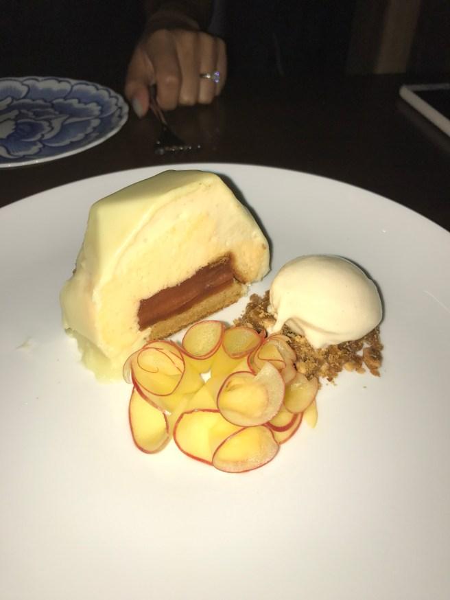 Japenese Cotton Cheesecake