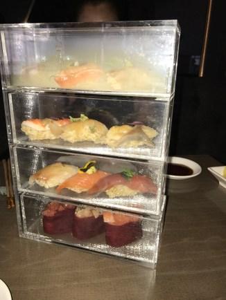 Sushi Jewels Omakase