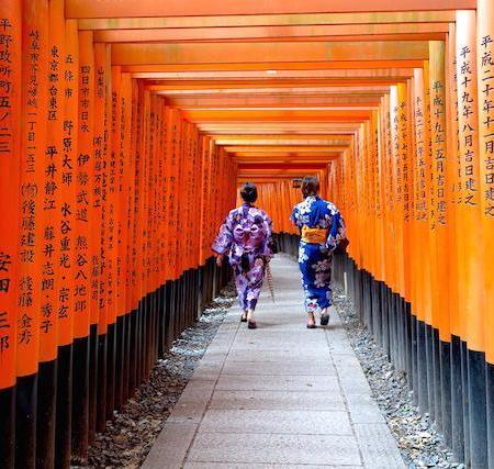 Templo Fushimi Inari-taisha