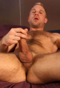 solosexual hairy hung blonde men have more fun