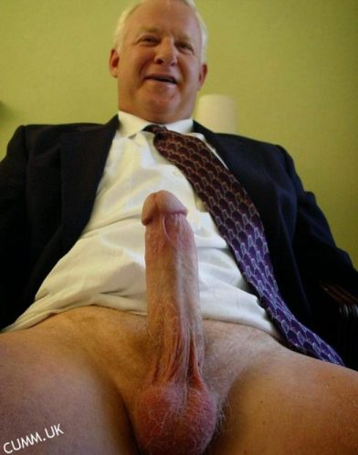 mature big-cocked-mature-hung