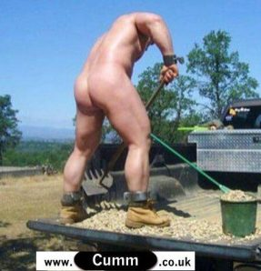 farmers big man arse