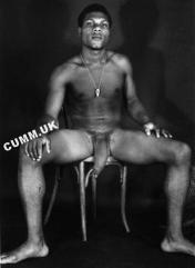 vintage black boybuilder well hung 10x10 erect