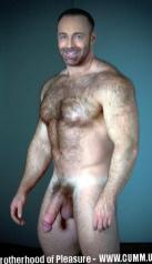 Hairy Mature Turkish Men