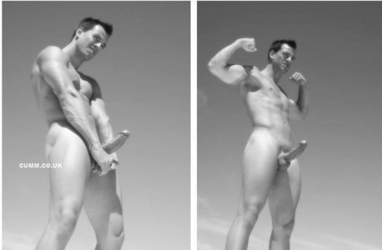 vintage beef boxer Marco Blaze Nude for Man Avenue.preview
