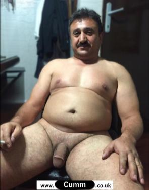 Connection Between A Man's Face And Penis hung indian bear