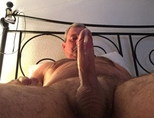 MALE-EJACULATION-DADDY-SPUNKY-DICK