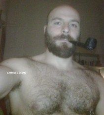 pipe-smoking-nude-daddy-bear