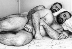 Masculine-Intimacy-naked-dads-sleeping