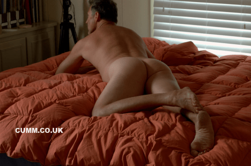 arse dad lubed