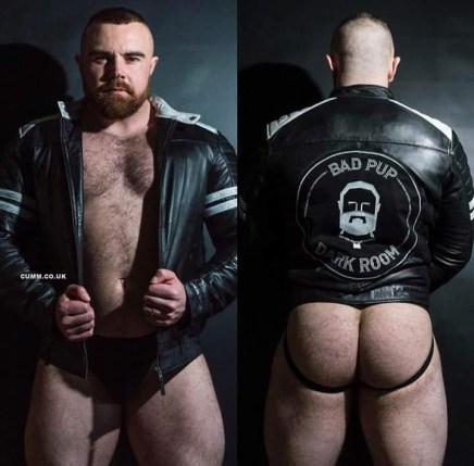 dom leather daddy