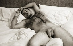 bear-art-hairy-man-naked-on-bed-Copy