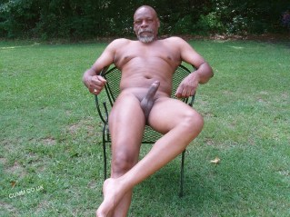 black man mature over 50 erection