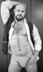 ha sexy lad hairy belly