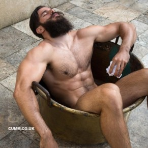 Manly-Sweat-in-a-tub