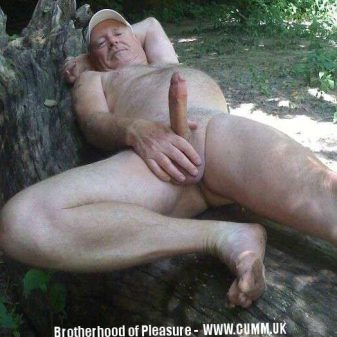 the old naked tree surgeon hasting