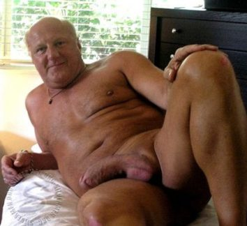 grandpas big cock massaged