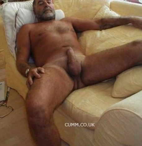 mature-sleeping-cock-exposed