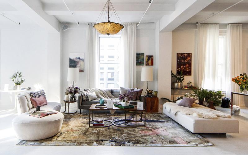Inspiring Interiors Trends For 2018