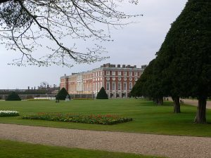 Hampton Court Palace, by Herry Lawford