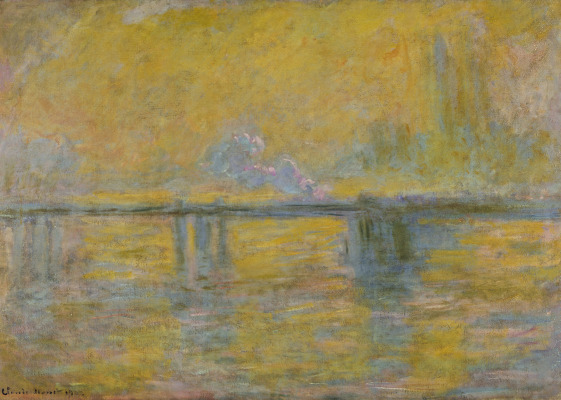 Pont de Londres, Claude Monet (1902) © National Trust & Derreck E. Witty