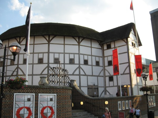 Shakespeare's Globe Theatre London