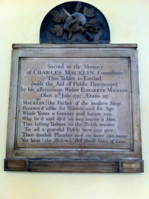 Macklin-plaque