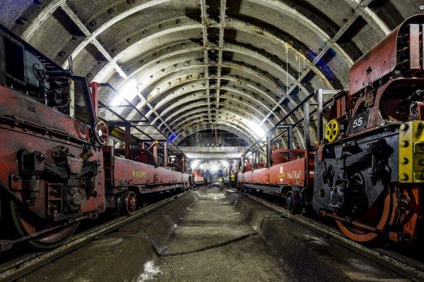 Mail Rail Tunnel