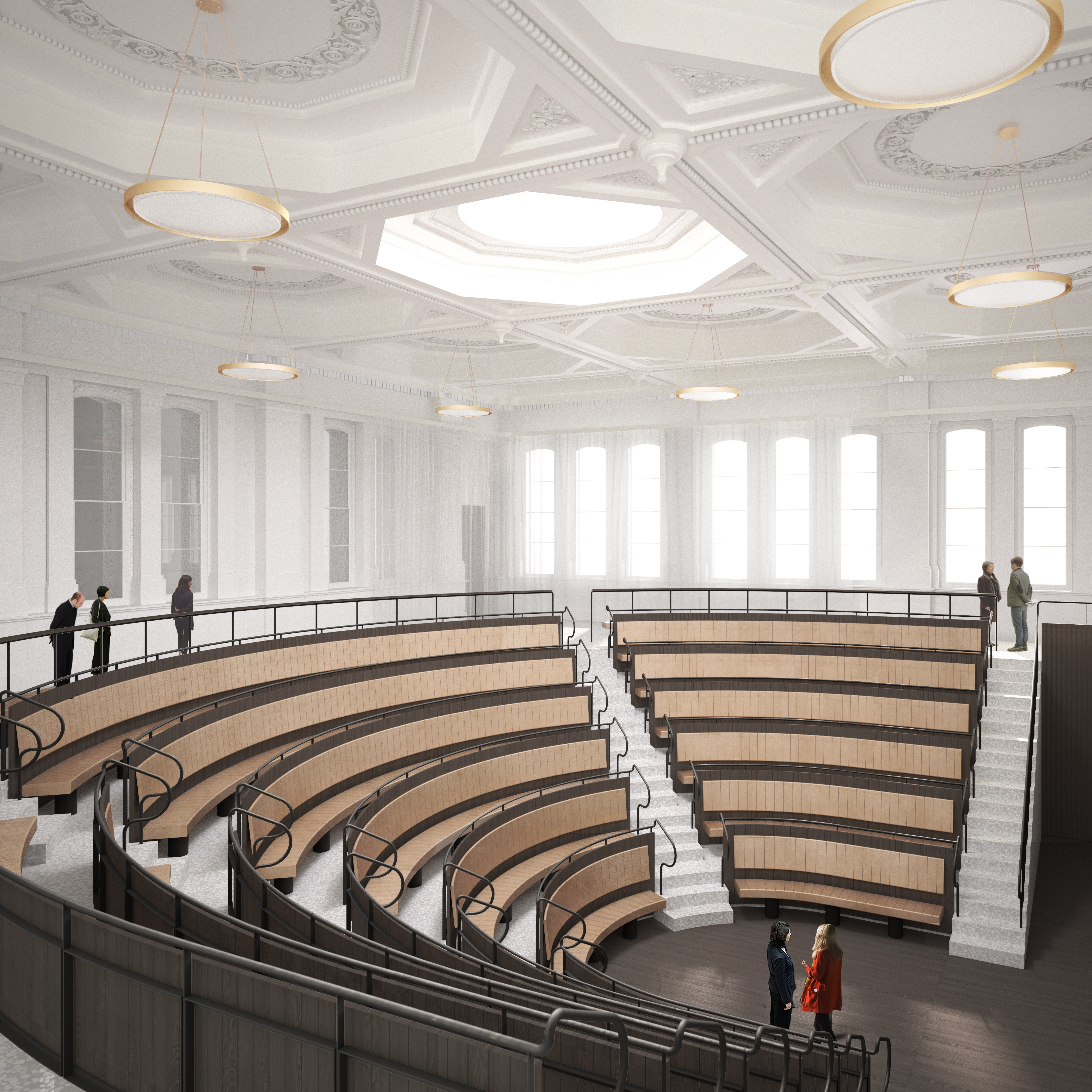 New Royal Academy - Lecture Theatre