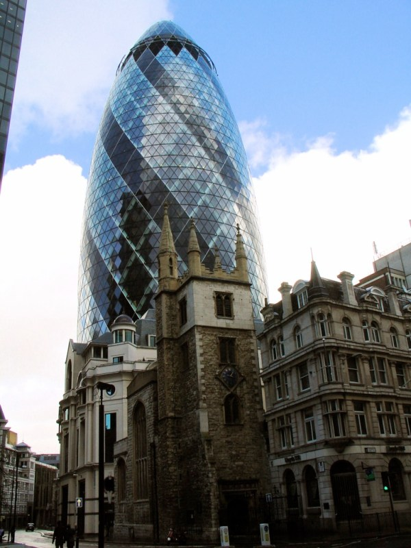 London Vignettes: The City of London on a Saturday