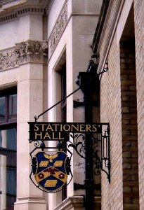 Stationers Hall
